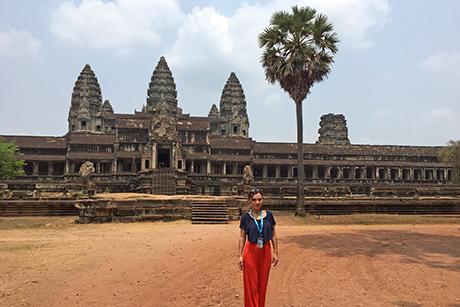 Impresii Thailanda & Cambodgia - Martie
