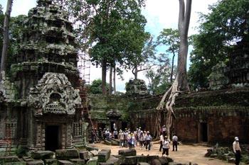 Impresii Cambodgia & Thailanda - martie 2014