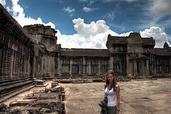Impresii Cambodgia - septembrie 2009