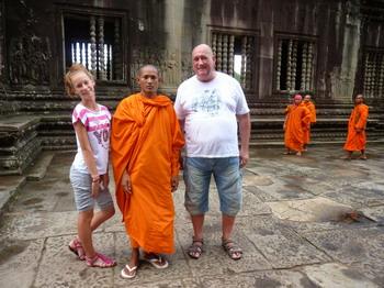 Impresii Cambodgia & Vietnam - iulie 2014