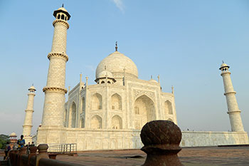Impresii circuit de grup China & India - septembrie 2014