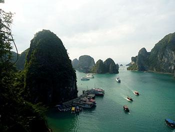 Impresii Laos - Vietnam - Cambodgia - aprilie 2015