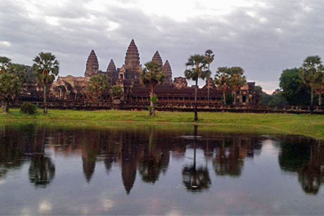 Impresii Cambodgia si Vietnam - Noiembrie 2016