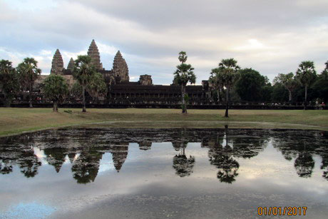 Impresii Cambodgia si Vietnam - Revelion 2017