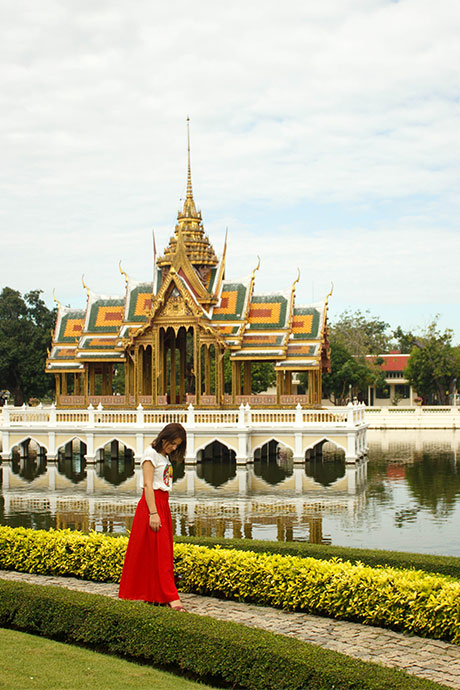 Thailanda, The land of Smile - Februarie