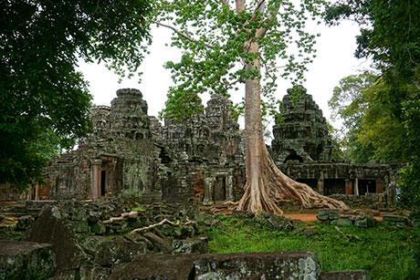 Impresii Cambodgia si Thailanda - August 2017