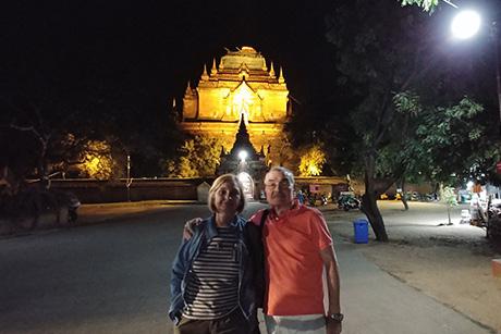 Impresii Myanmar - Ianuarie 2019