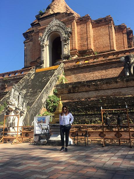 Chiang Mai - spiritualitate, culoare, armonie - ianuarie