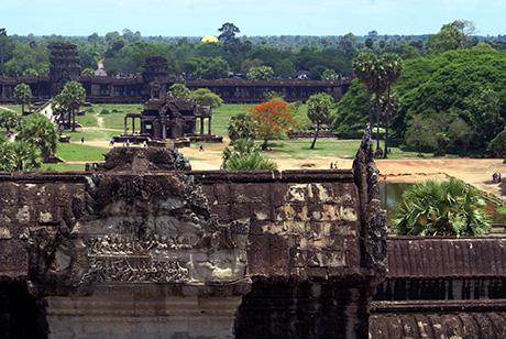 Siem Reap - cea mai buna experienta din intreaga Indochina - mai