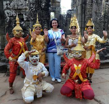 Impresii revelion Cambodgia & Thailanda - decembrie 2012