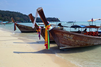 Sawadee ka - Impresii Thailanda Ianuarie 2013