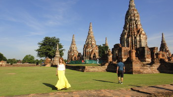 Impresii Grup Thailanda - noiembrie 2013